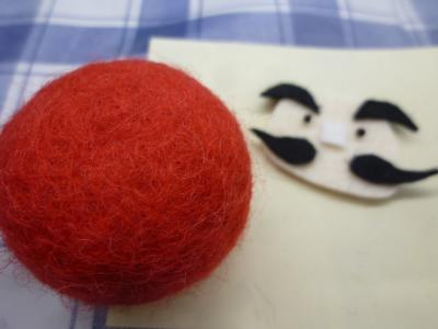 羊毛だるま201401②