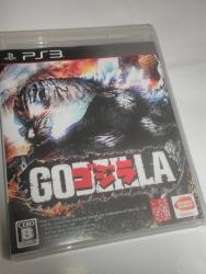 PS3 ゴジラ GODZILLA ヒートアップゴジラ キングギドラ (2)