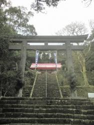 s-ツーリング登山野間岳・野間神社 (5)