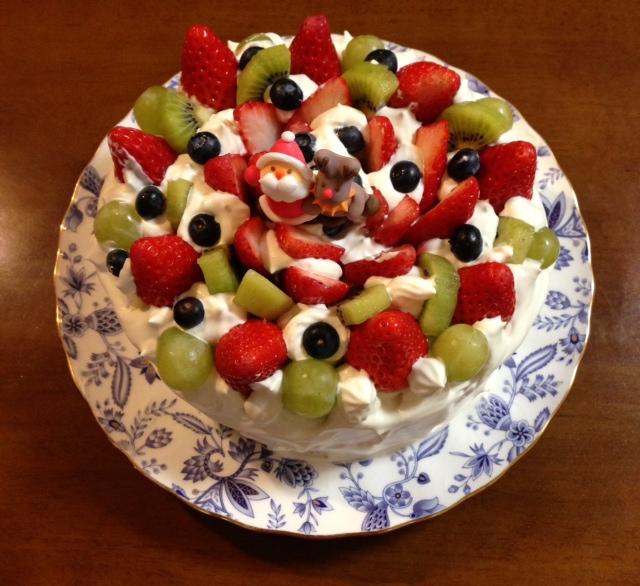 みちこケーキ2014