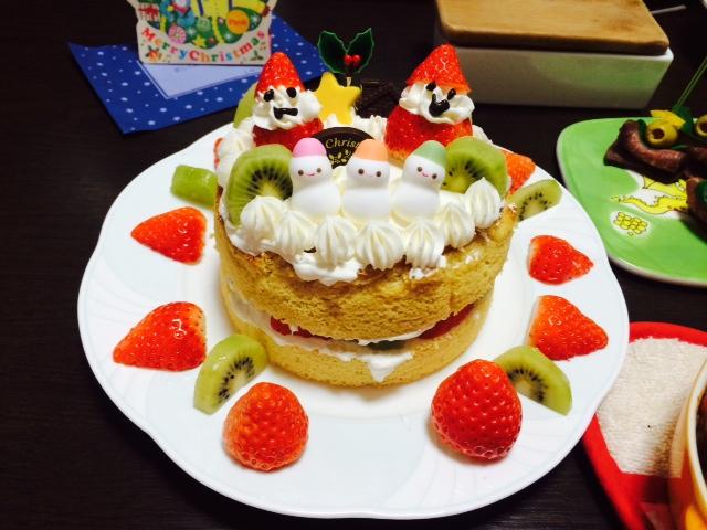 さゆりケーキ2014