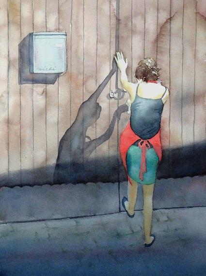チェコ壁どんの女ブログ20150106