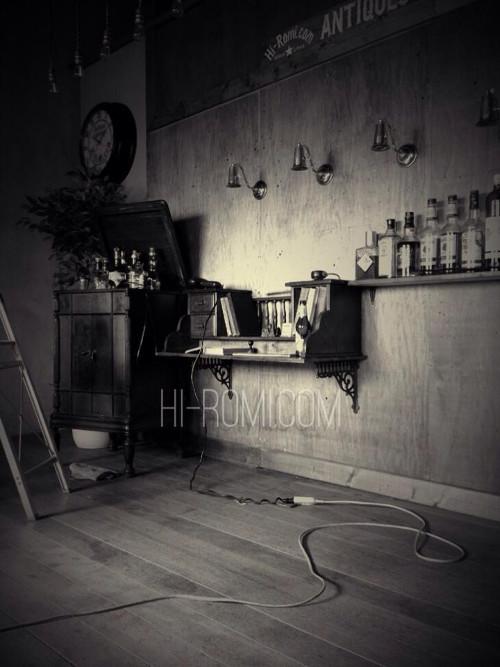 アンティーク・ヴィンテージ照明 輸入 製作 販売 Hi-Romi.com ハイロミドットコム PSE遵守