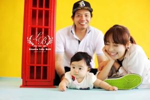 家族写真撮影 北九州