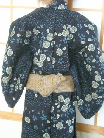 男物浴衣・4