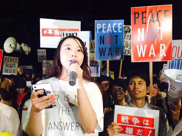SEALDs @SEALDs-1-