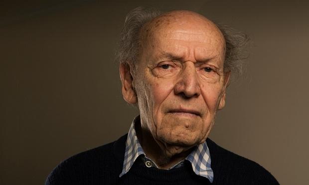 ジャン・ブラス氏92歳。