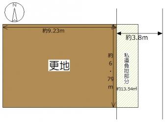 阪南町2丁目図面
