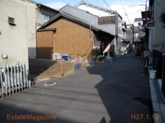 阪南前面道路1