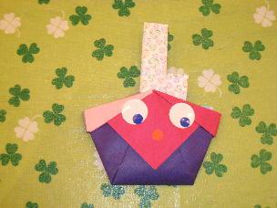 Ibaragi_Origami bag