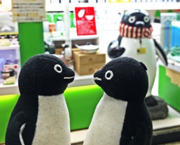 20150215-Suica のペンギンがやってくる (2)-加工