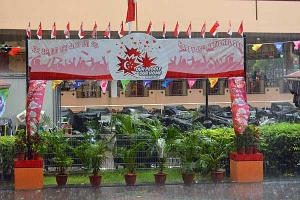 National Day Decoration, Singapore 2014