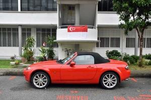 Mazda Roadster, Singapore