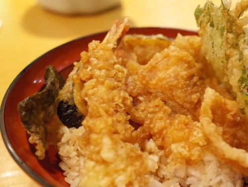 海老豚丼2