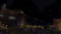 マイクラ夜景