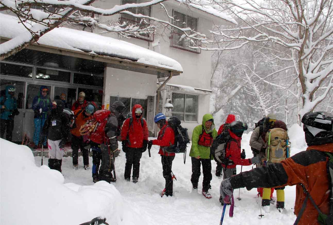 関東ブロック雪崩(3)