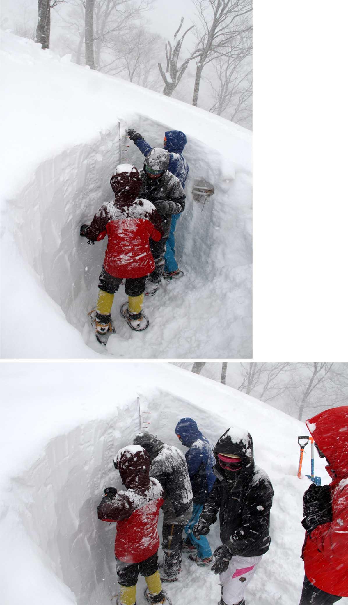 関東ブロック雪崩(5)