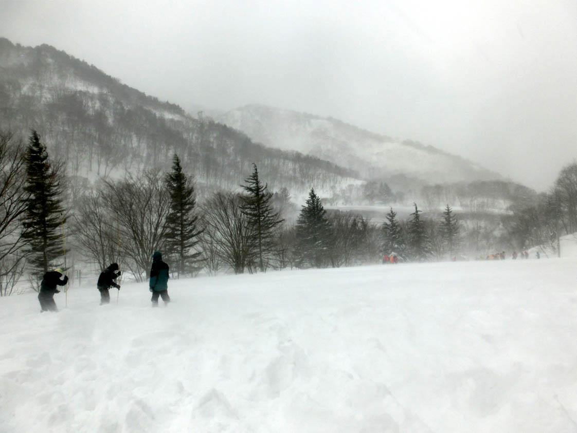 関東ブロック雪崩(24)