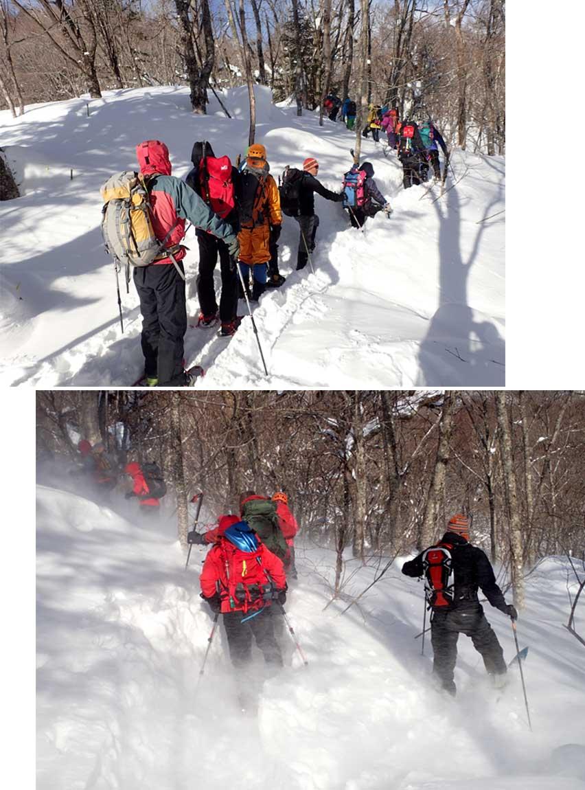 2015年 全国雪崩 (17)