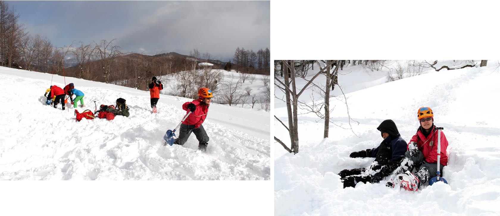 2015年 全国雪崩 (26)