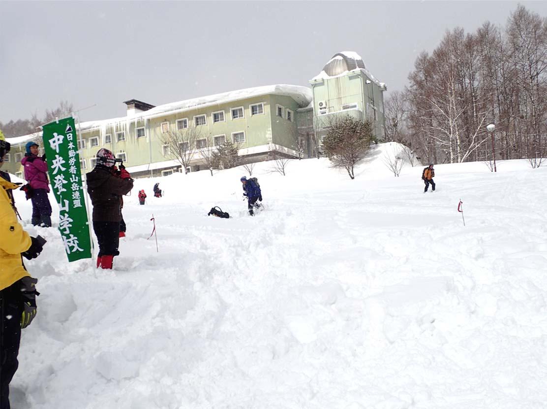 2015年 全国雪崩 (65)