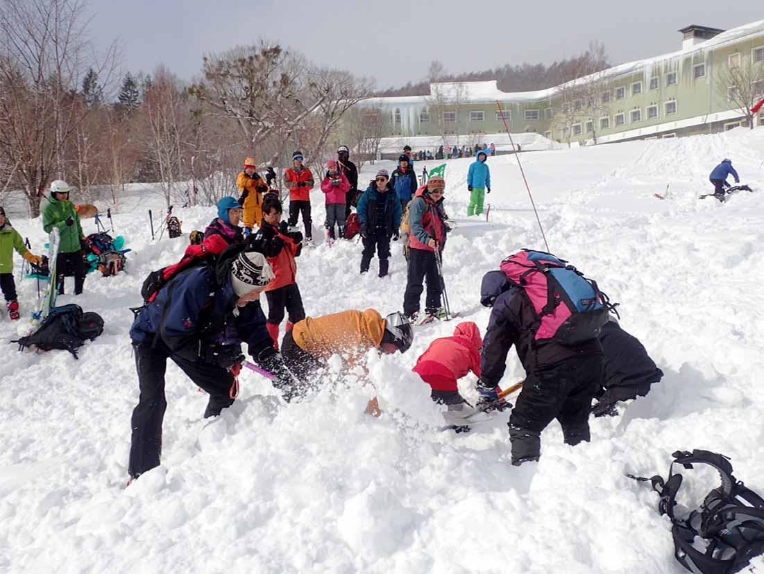 2015年 全国雪崩 (69)