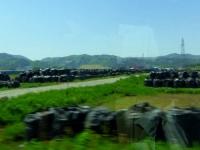 国道6号線28居住制限区域富岡町除染袋