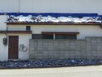 国道6号線29居住制限区域富岡町内
