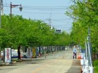 国道6号線30富岡町内困難・制限区域境