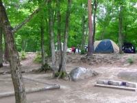 丸森不動尊公園キャンプ場7キャンプサイト