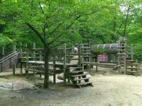 丸森不動尊公園キャンプ場8遊具