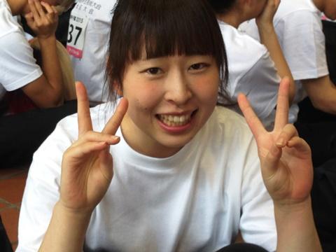 13 理美容甲子園2015 PM競技入場待ち ジュリンゴ