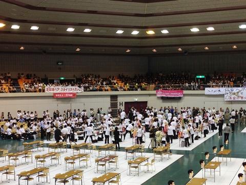 19 理美容甲子園2015 PM競技
