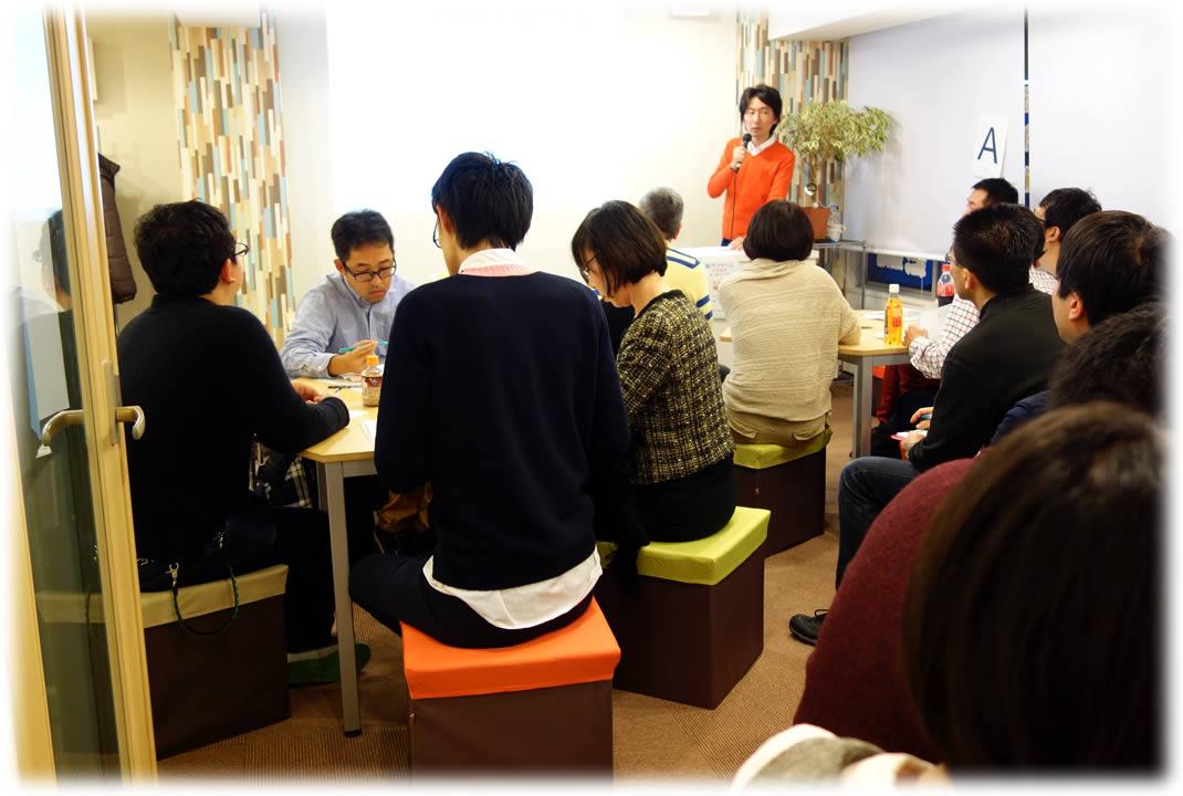 2014-11-09 紙ペン活用講座風景
