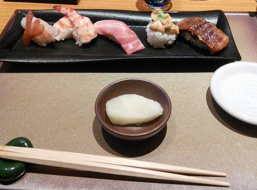 20150811すし萬寿司