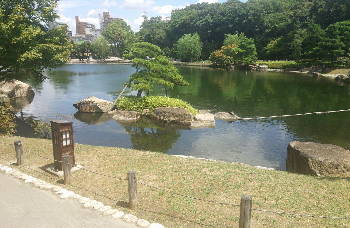 20150814徳川園