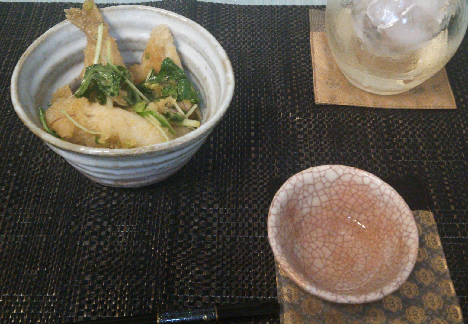 20150816鱧と水菜