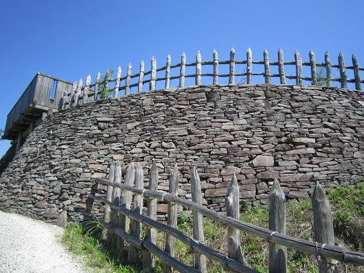 荒砥城石垣1