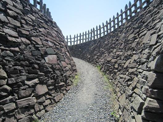 荒砥城石垣2