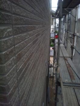 石橋町 外壁工事②