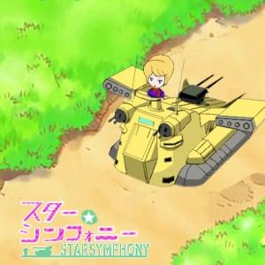 らっさん戦車
