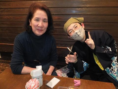 福子ママとさわきんぐDSCF5093 のコピー