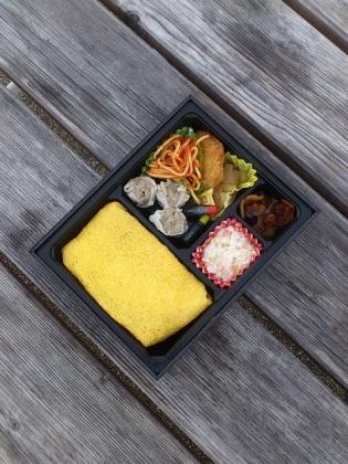崎陽軒、洋食弁当3