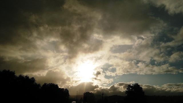 s-雨雲の中から~