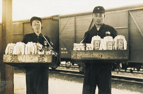 7 鯛鮓の立売―昭和30年ころ