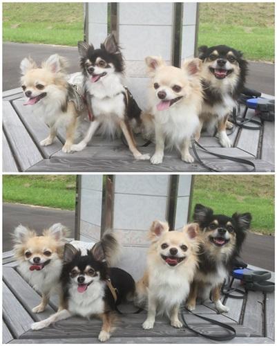 みんなで笑顔♪