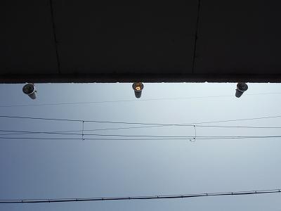 LEDに球交換前