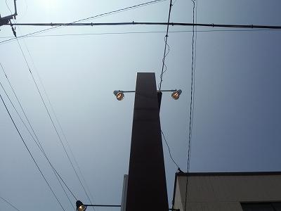 LEDに球交換2