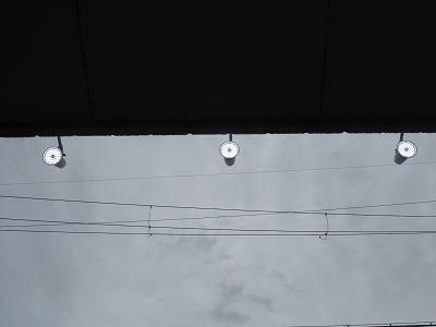 LEDに球交換