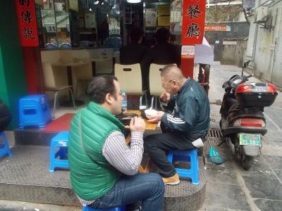 彭徳楷黄燜鶏米飯2